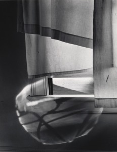 Window Sill and Reflection